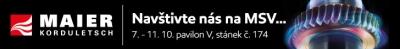 MSV 2019, pavilon V, stánek č. 174