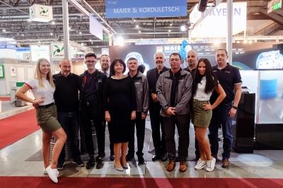 Maier & Korduletsch Maziva - oslava 100 let fungování společnosti MaierKorduletsch Unternehmensgruppe
